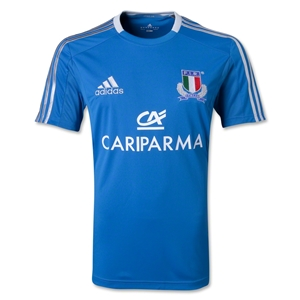 Italy Performance SS Rugby T-Shirt