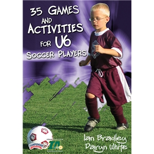 35 Games and Activities for U6 Soccer