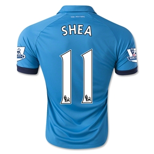 Stoke City 14/15 SHEA Away Soccer Jersey
