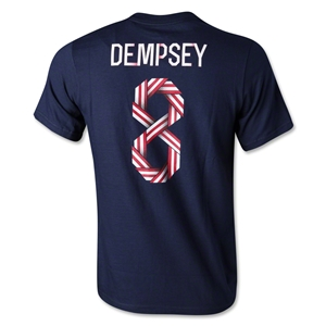 USA Dempsey Youth T-Shirt (Navy)