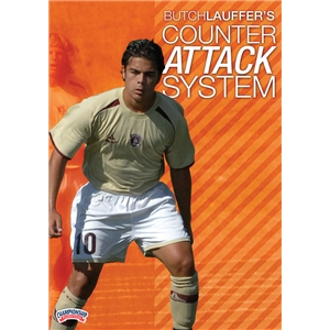Butch Lauffers Counter Attack System DVD