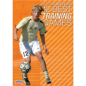 Butch Lauffers 12 Best Training Game DVD