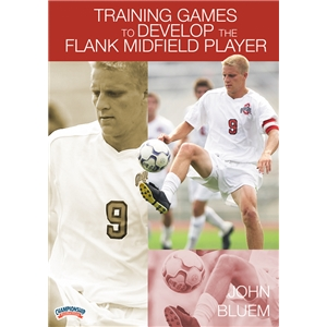 Training Games to Develop the Flank DVD