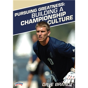 Pursuing Greatness Building a Championship Culture DVD