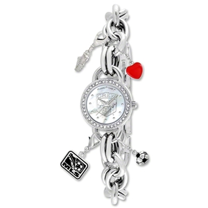 Columbus Crew Women's Charm Watch