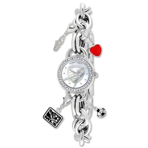 Sporting KC Women's Charm Watch