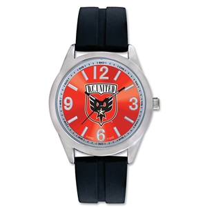 DC United Women's Charm Watch
