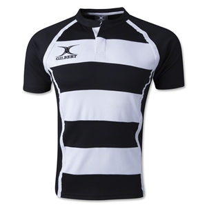 Gilbert Xact Hoops Jersey (Black/White)