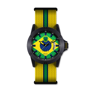 Brazil 39 mm Watch