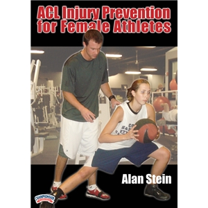 ACL Injury Prevention for Female Athletes DVD