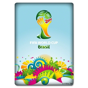 2014 FIFA World Cup(TM) Magnet Button