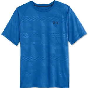 Under Armour Tech Novelty T-Shirt (Blue)