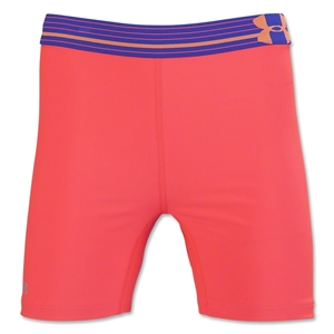 Under Armour HeatGear Alpha 5 Mid Short (Magenta)