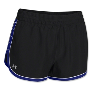 Under Amour Great Escape II Short (Blk/Pur)