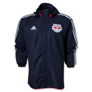 New York Red Bulls Rain Jacket