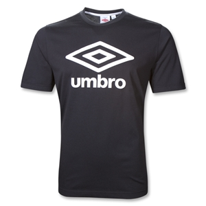 Umbro Logo T-Shirt (Black)