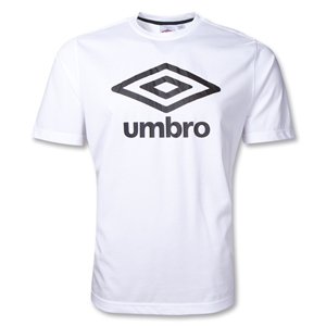 Umbro Logo T-Shirt (White)