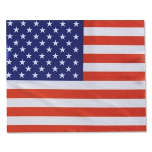 USA Flag Rally Sport Towel