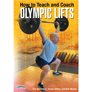 How to Teach and Coach Olympic Lifts DVD