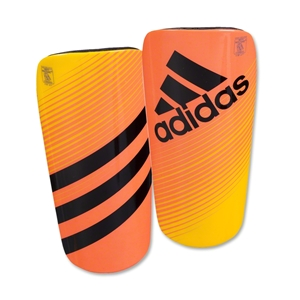 adidas Ghost Guard Shinguard (solar red/solar gold)