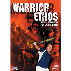 Warrior Ethos-Mental Toughness for Every Player DVD