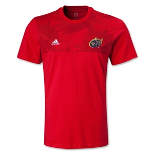 Munster 13/15 Supporter T-Shirt (Red)