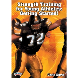 Strength Training for Young Athletes Getting Started DVD
