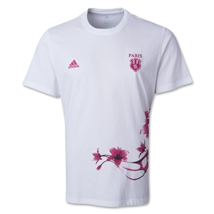 Stade Francais 13/14 Supporter T-Shirt (White)