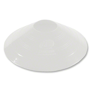 Kwik Goal 25 Pack of Disc Cones (White)