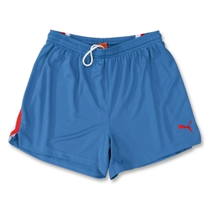 PUMA Attaccante Women's Short (Blue)