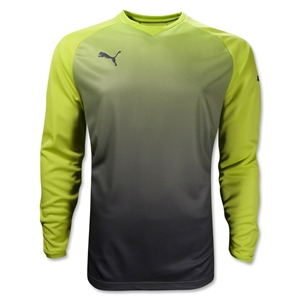 PUMA Speed Long Sleeve Goalkeeper Jersey (Lime)