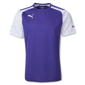 PUMA Speed Jersey (Pur/Wht)