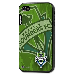 Seattle Sounders iPhone 4/4s Bumper Case (Corner Logo)