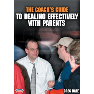 The Coach's Guide to Dealing Effectively DVD
