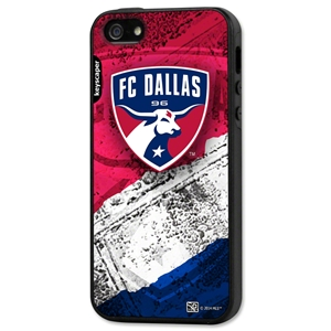FC Dallas iPhone 5/5S Rugged Case (Center Logo)