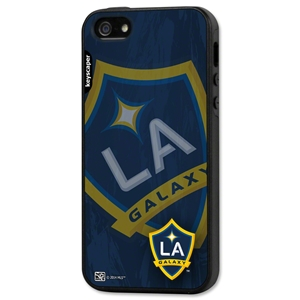 LA Galaxy iPhone 5/5S Rugged Case (Corner Logo)