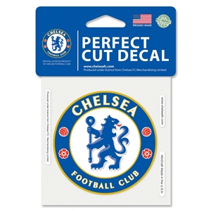 Chelsea 4x4 Decal