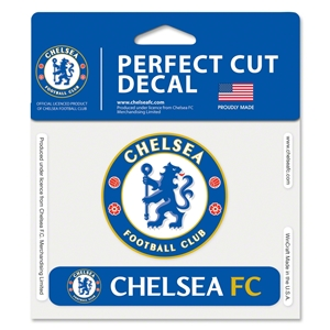 Chelsea 4x5 Decal