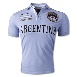 Argentina Absolute Rebellion Polo (Sky)