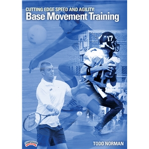 Cutting Edge Speed and Agility Base Movement DVD
