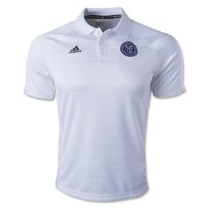 New York City FC Golf Polo