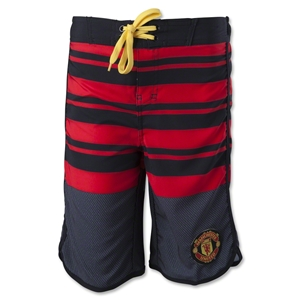Manchester United Youth Board Shorts