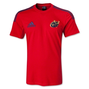 Munster Classic Logo T-Shirt (Red)