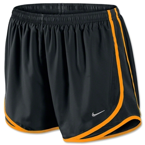 Nike Women's Tempo Short (Blk/Orange)