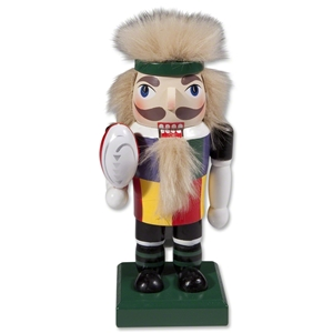 Rugby 2012 Nutcracker Figurine- Limited Edition