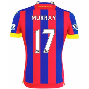 Crystal Palace 14/15 MURRAY Home Soccer Jersey