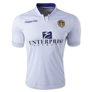 Leeds United 14/15 Home Soccer Jersey