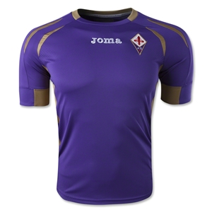 Fiorentina 14/15 Home Soccer Jersey
