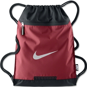 Nike Team Training Gymsack (Red)