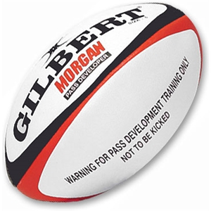 Morgan Pass Developer Gilbert Rugby Ball